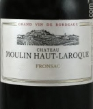 2008er Château Moulin Haut Laroque - Magnum -