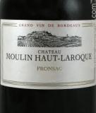 2011er Chateau Moulin Haut Laroque 0,75
