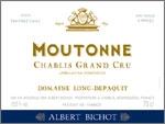 Chablis Grand Cru Moutonne  Domaine Long-Depaquit